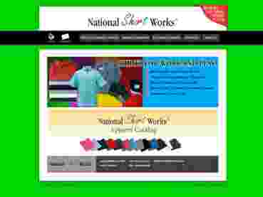 national shirts works website