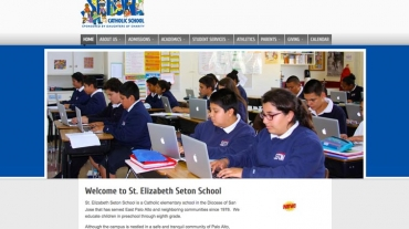 seton school website