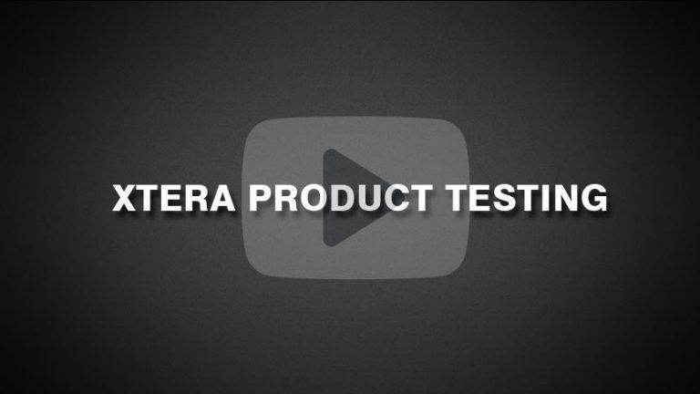 Xtera Product Testing