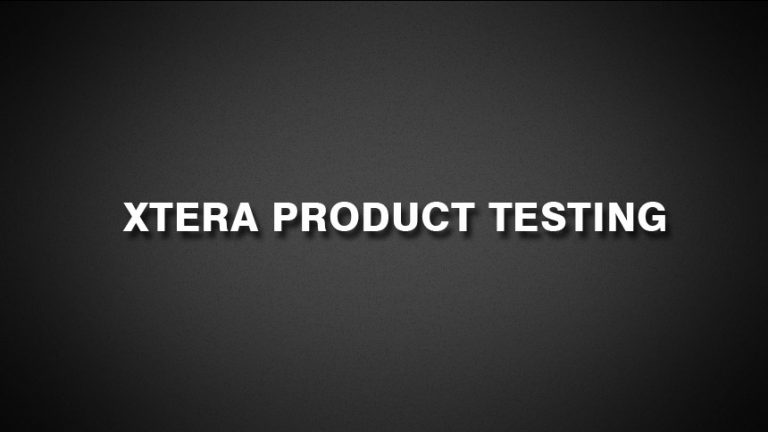 Xtera Product Demo & Testing