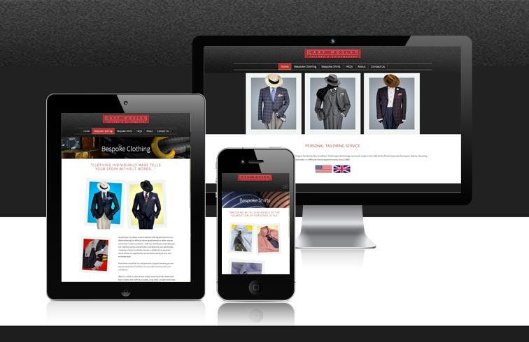 Gary Mosley USA Website