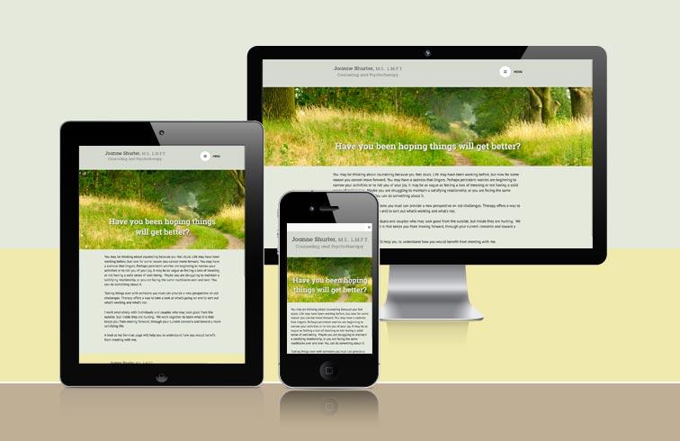 Joanne Shurter Website