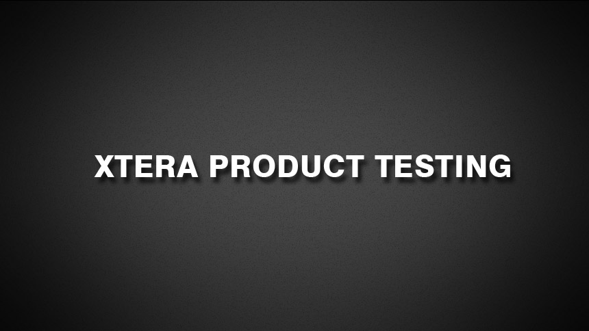 Xtera Product Demo & Testing