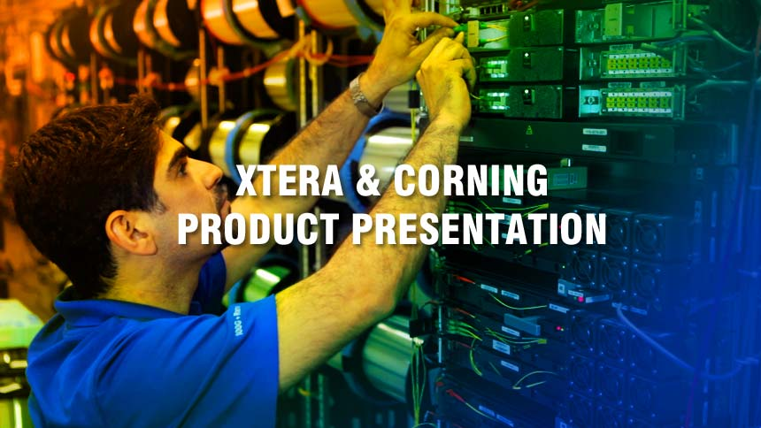 Xtera Communication Product Presentation